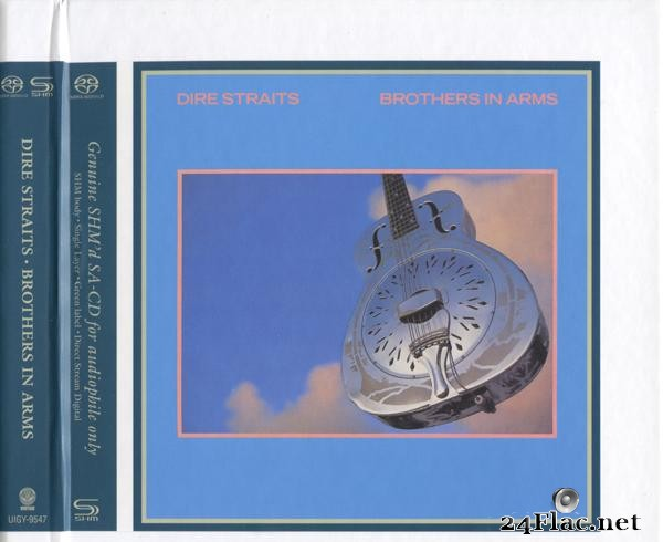 Dire Straits - Brothers In Arms (1985/2014) [SACD-R] [DSD64 (iso)]