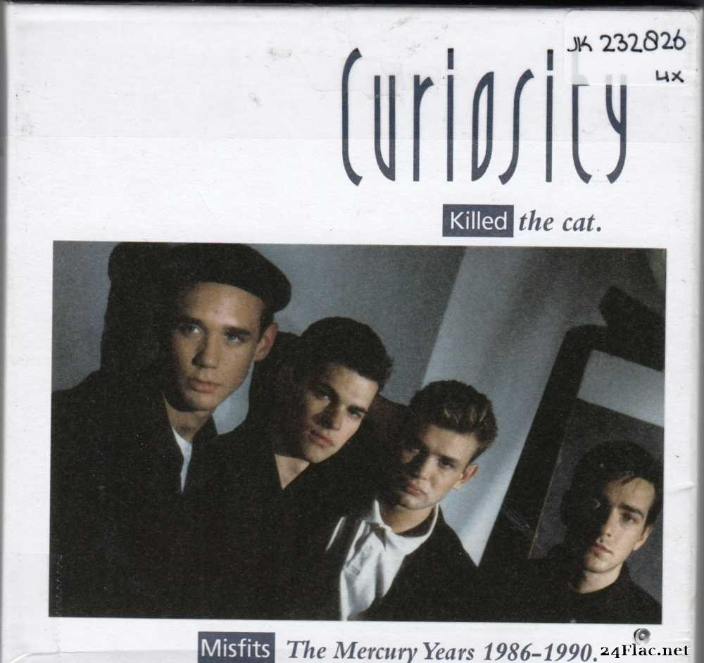 Curiosity Killed The Cat - Misfits: The Mercury Years 1986-1990. (2018) [FLAC (tracks + .cue)]