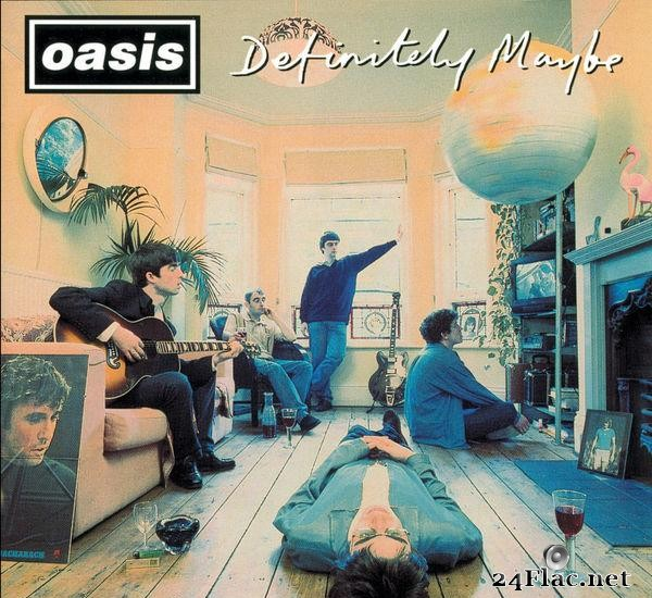 Oasis - Definitely Maybe (Remastered Deluxe Edition) (2014) [FLAC (tracks)]