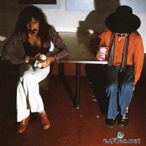 Frank Zappa, Beefheart, the Mothers - Bongo Fury  (1975/2021) Hi-Res
