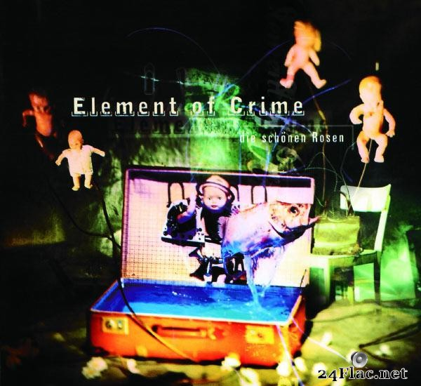 Element of Crime - Die Schönen Rosen (1996) [FLAC (tracks + .cue)]