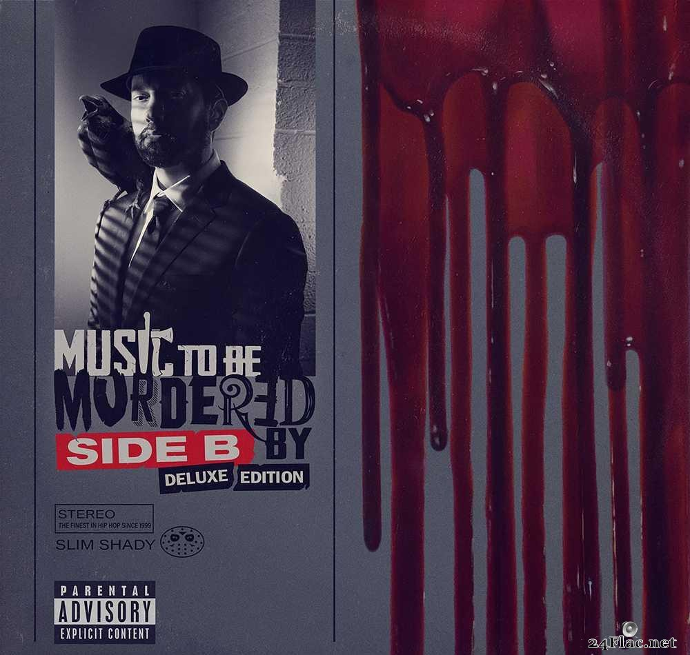 Eminem - Music To Be Murdered By (Side B) (Deluxe Edition) (2021) [FLAC (tracks + .cue)]