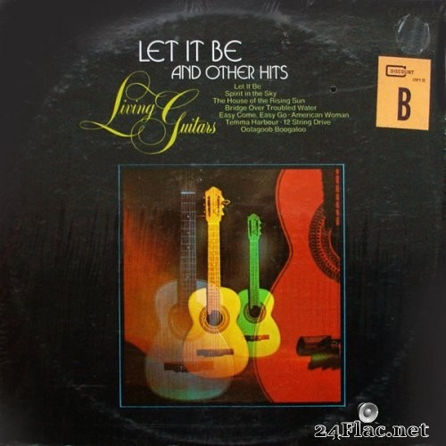 Living Guitars - Let It Be and Other Hits (1970) Hi-Res