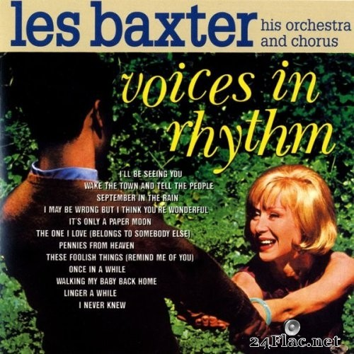 Les Baxter - Voices In Rhythm (1961/2002) Hi-Res