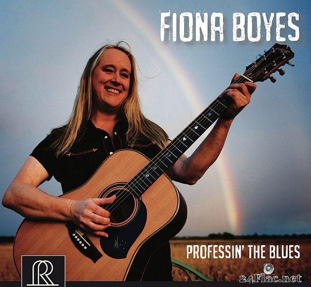 Fiona Boyes - Professin The Blues (2016) [FLAC (tracks)]