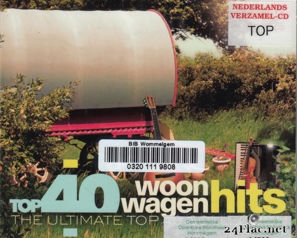 VA - Top 40 Woonwagen Hits (The Ultimate Top 40 Collection) (2019) [FLAC (tracks + .cue)]