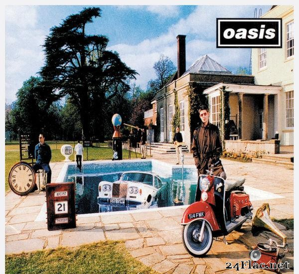 Oasis - Be Here Now (Remastered Deluxe Edition) (2016) [FLAC (tracks)]