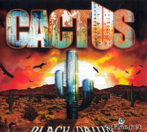 Cactus - Black Dawn (2016) [FLAC (tracks + .cue)]