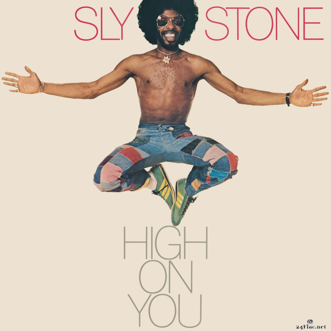Sly Stone - High On You (2017) Hi-Res