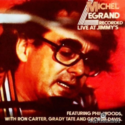 Michel Legrand - Recorded Live at Jimmy's (1975) Hi-Res