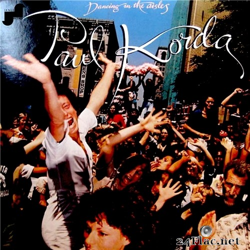 Paul Korda - Dancing in the Aisles (1978) Hi-Res