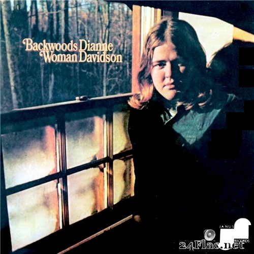 Dianne Davidson - Backwoods Woman (1972) Hi-Res