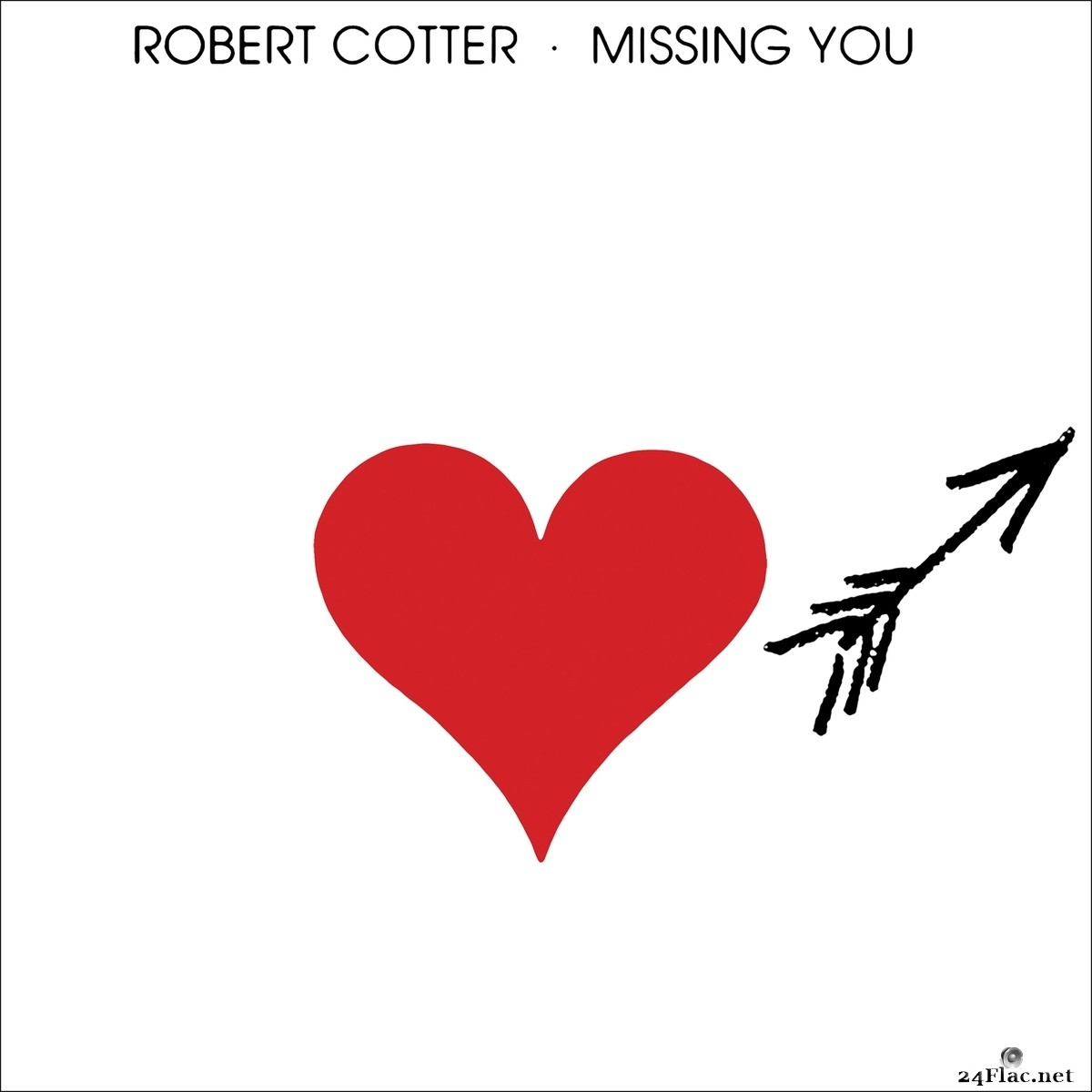 Robert Cotter - Missing You (2021) FLAC