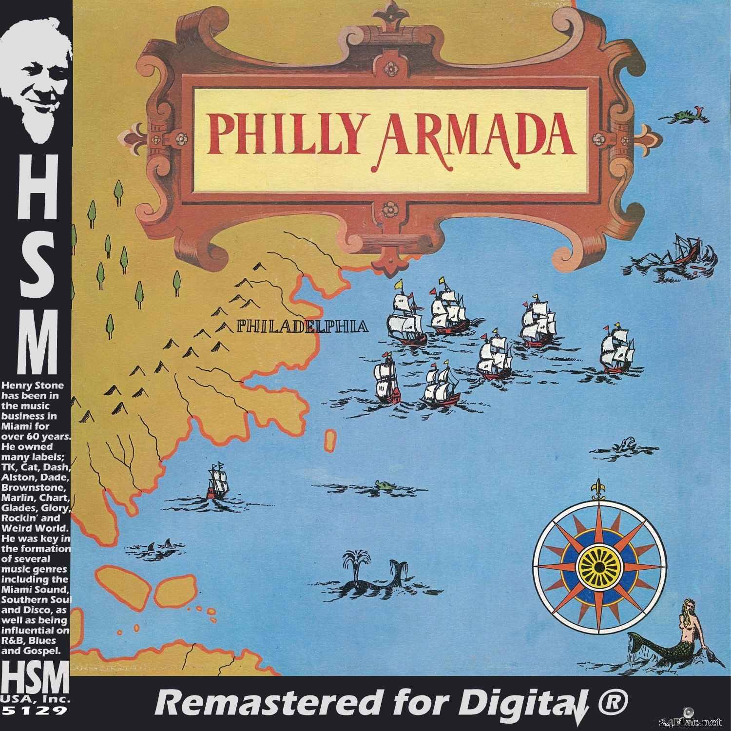 The Armada Orchestra - Philly Armada (2013) FLAC