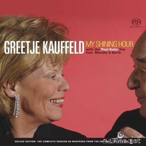 Greetje Kauffeld & The Paul Kuhn Trio - My Shining Hour (Remastered Deluxe Edition) (2005/2021) Hi-Res