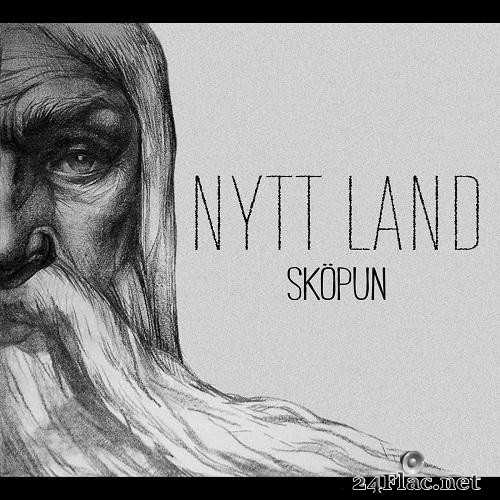 Nytt Land - Sköpun Songs from Elder Edda (2016) Hi-Res