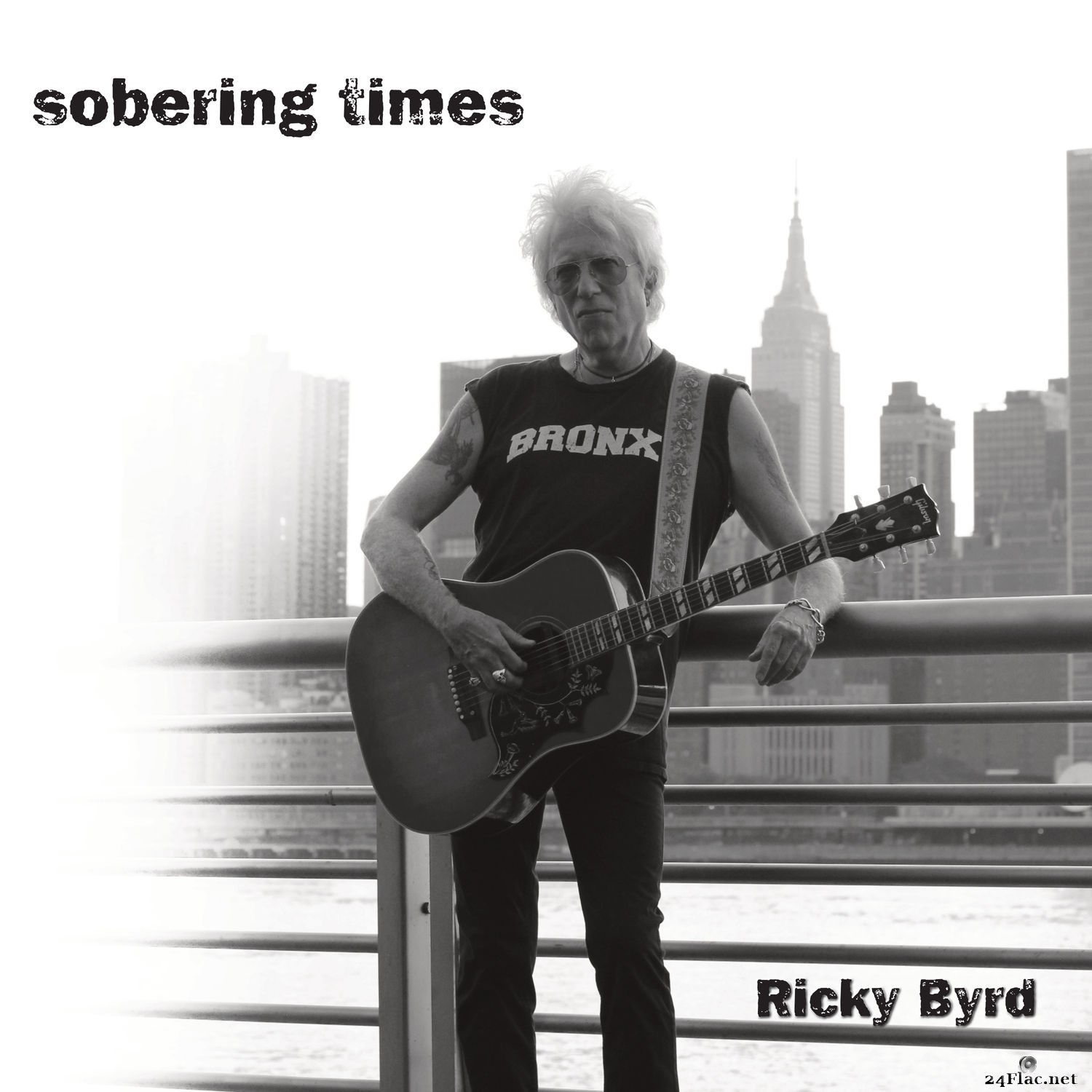 Ricky Byrd - Sobering Times (2021) Hi-Res