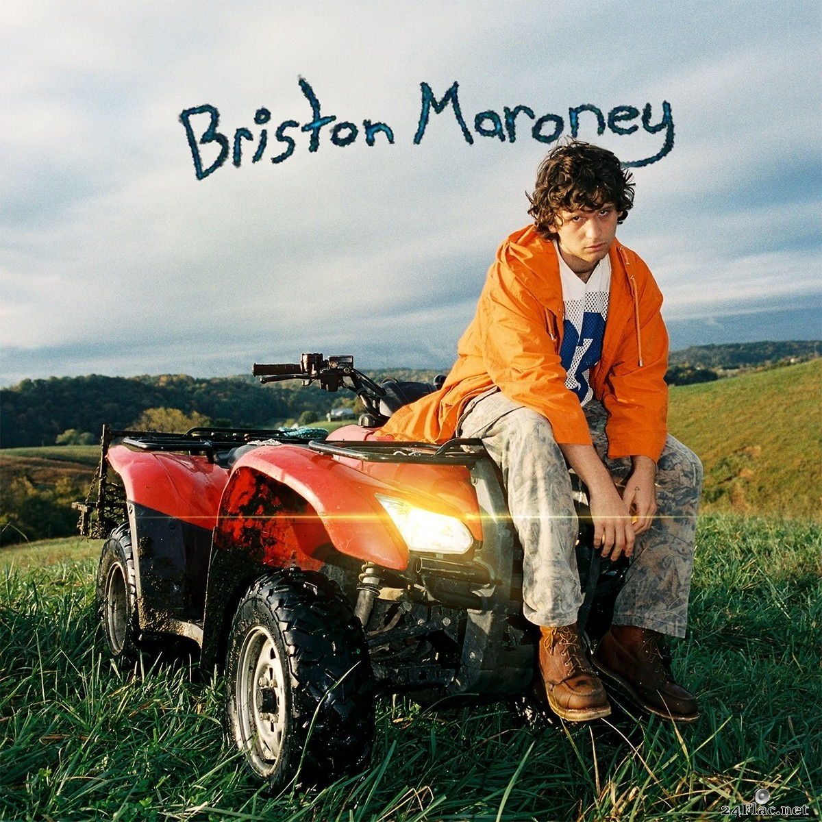 Briston Maroney - Sunflower (2021) FLAC + Hi-Res