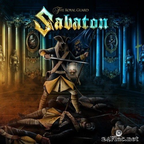 Sabaton - The Royal Guard (English version) (2021) Hi-Res