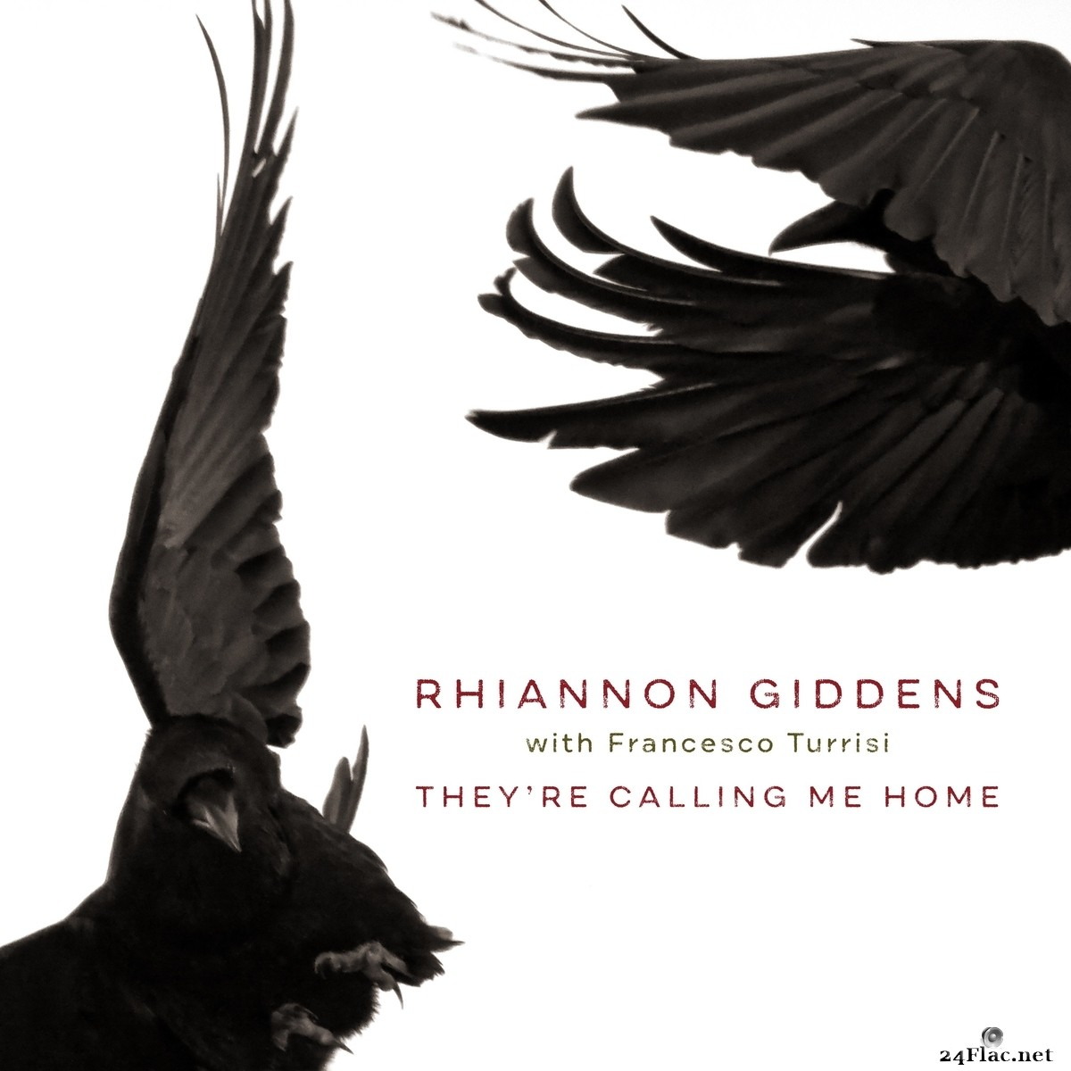 Rhiannon Giddens - They're Calling Me Home (with Francesco Turrisi) (2021) FLAC + Hi-Res