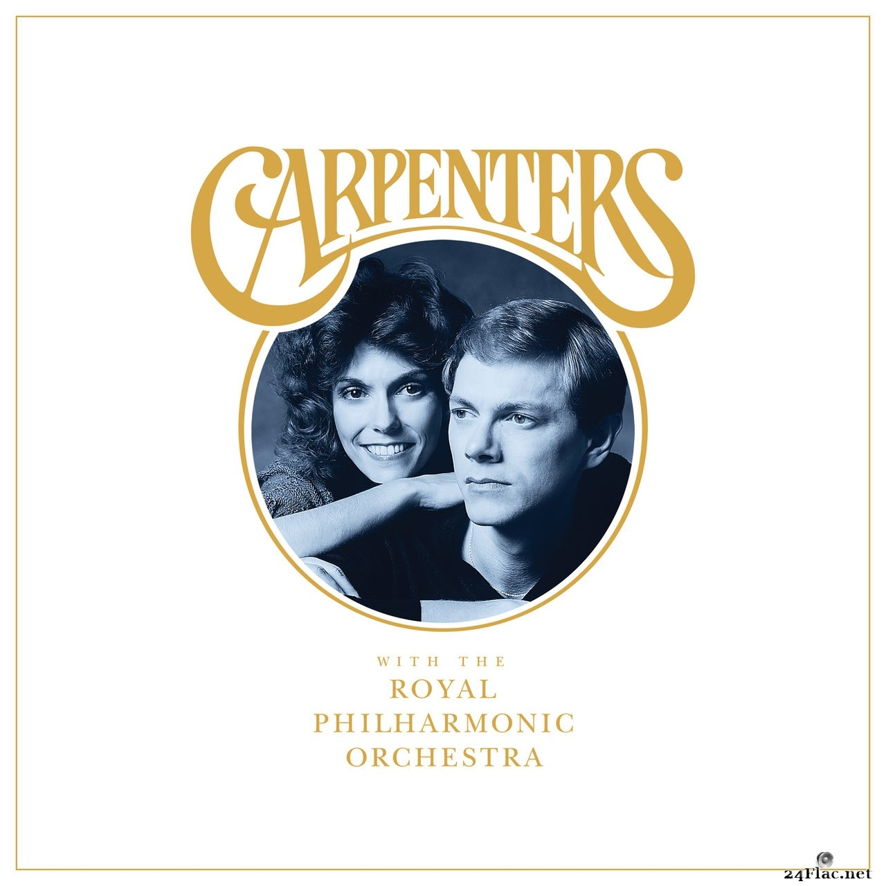 The Carpenters - Carpenters With The Royal Philharmonic Orchestra (2018) Hi-Res