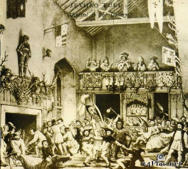 Jethro Tull - Minstrel In The Gallery (1975) [FLAC (tracks + .cue)]