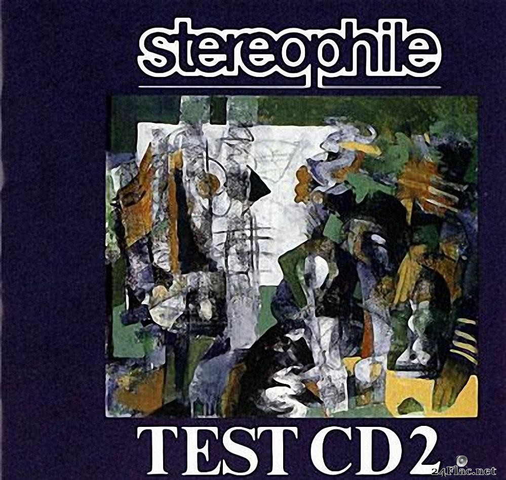 VA - Stereophiles Test CD 2 (1992) [FLAC (image + .cue)]