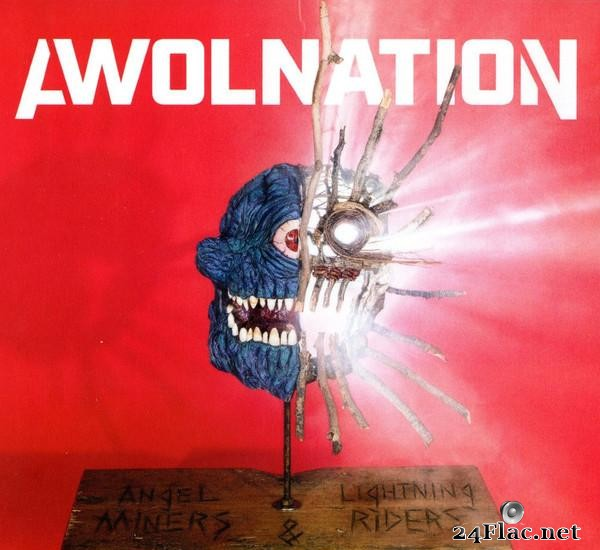Awolnation - Angel Miners & The Lightning Riders (2020) [FLAC (tracks + .cue)]