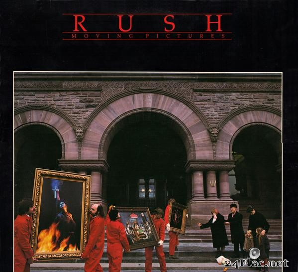 Rush - Moving Pictures (1981) [Vinyl] [FLAC (tracks)]