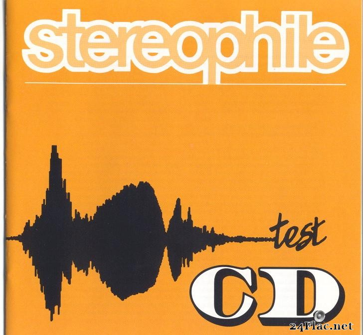 VA - Stereophile Test CD (1990) [FLAC (tracks + .cue)]
