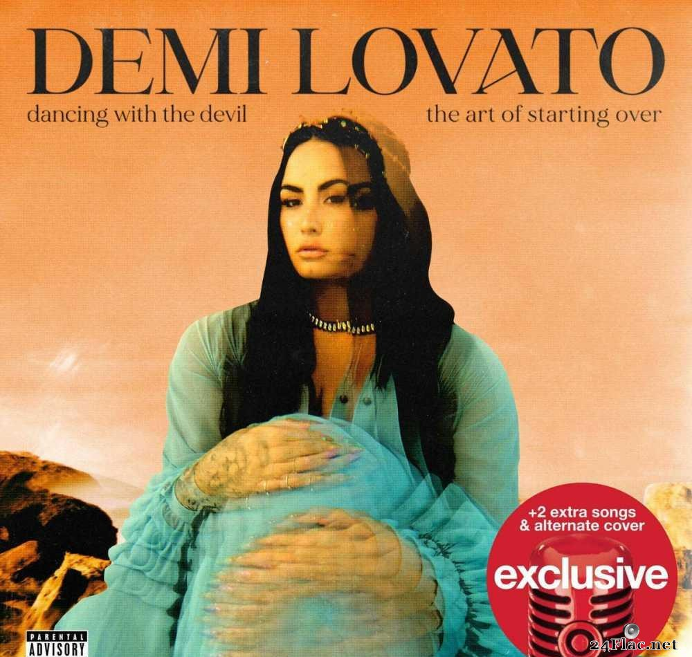 Demi Lovato - Dancing With The Devil... The Art Of Starting Over (Target Edition) (2021) [FLAC (tracks + .cue)]