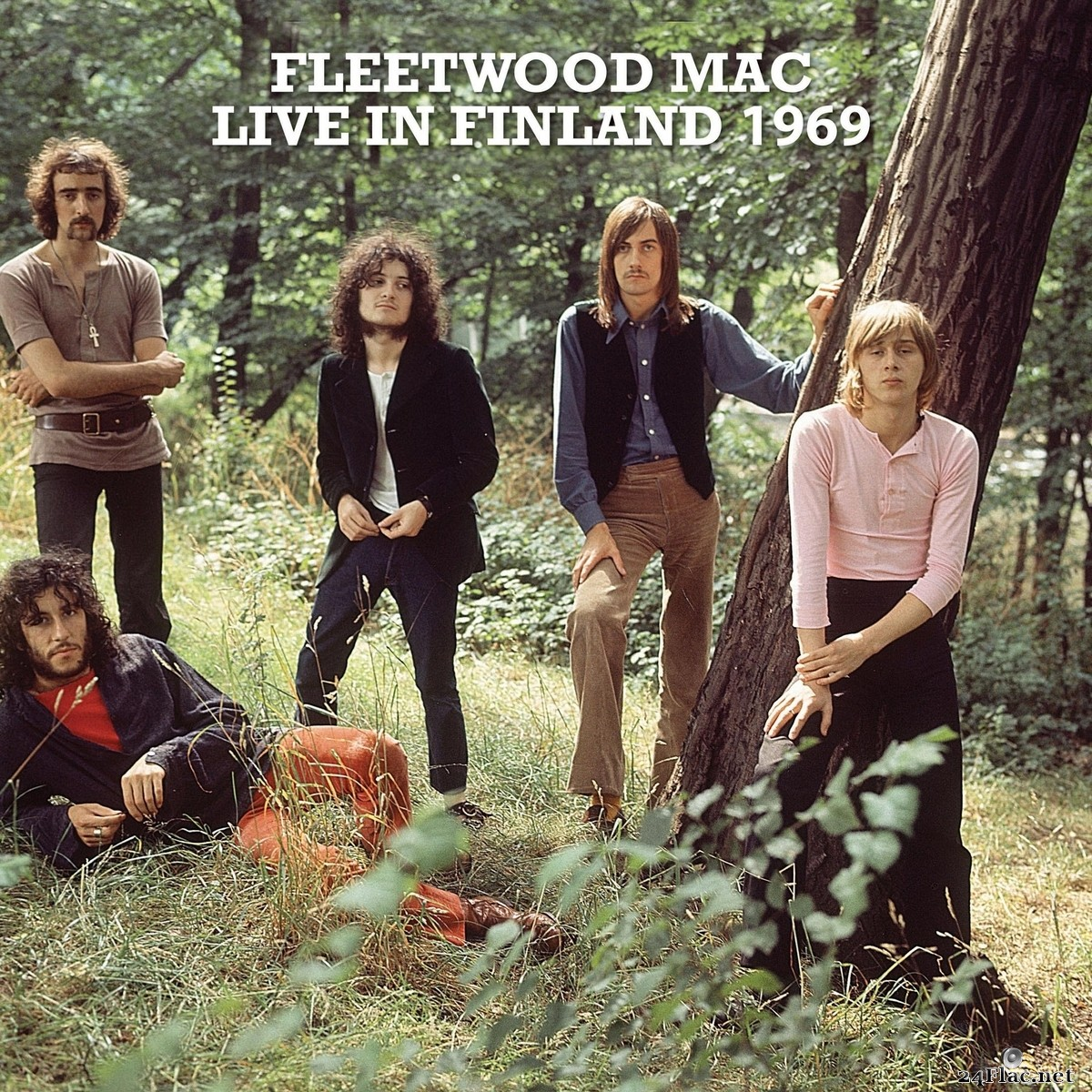 Fleetwood Mac - Live In Finland 1969 (2020) FLAC