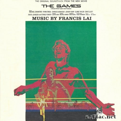 Francis Lai - The Games (Original Motion Picture Soundtrack) (1970/2020) Hi-Res