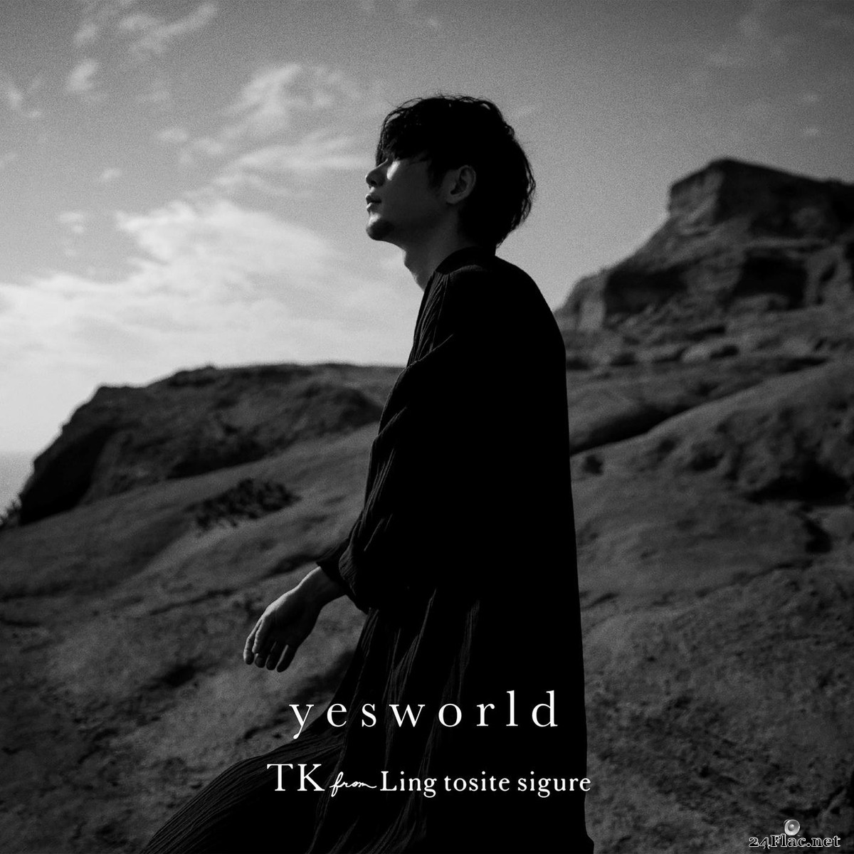 TK from Ling tosite sigure - yesworld (2021) FLAC + Hi-Res