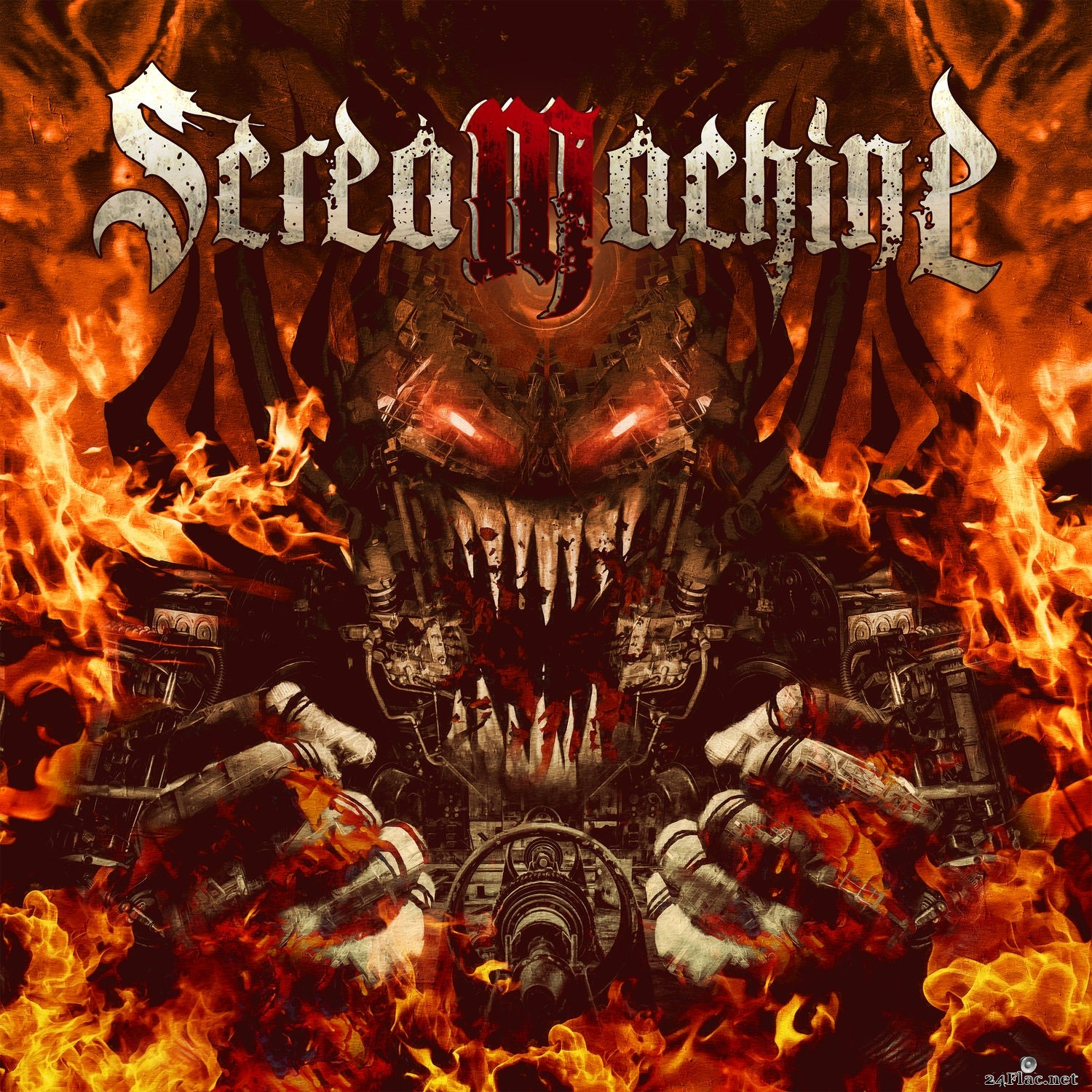 ScreaMachine - ScreaMachine (2021) Hi-Res
