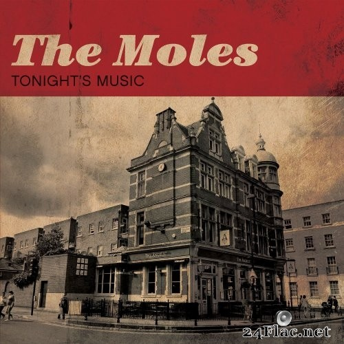 The Moles - Tonight's Music (2016) Hi-Res