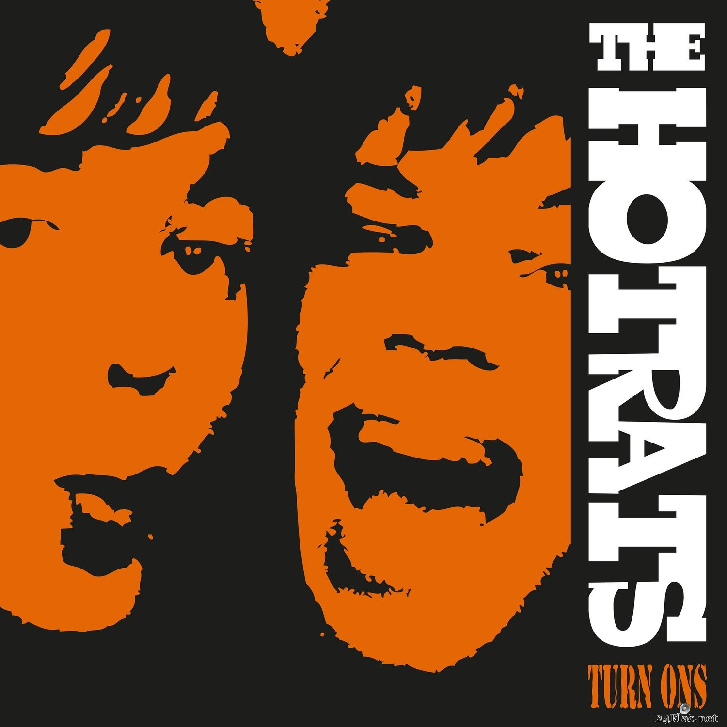 The Hotrats - Turn Ons (2020) Hi-Res