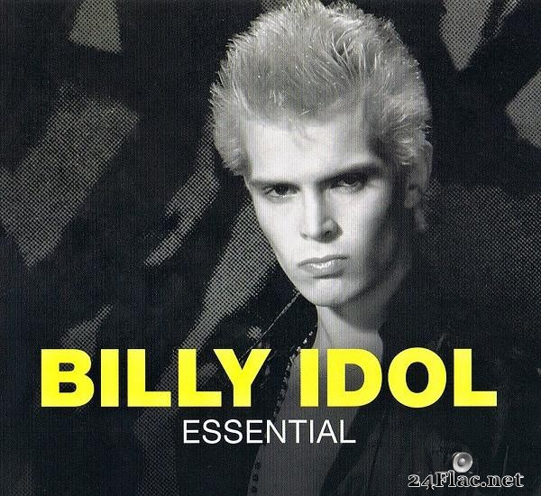 Billy Idol - Essential (2011) [FLAC (tracks + .cue)]