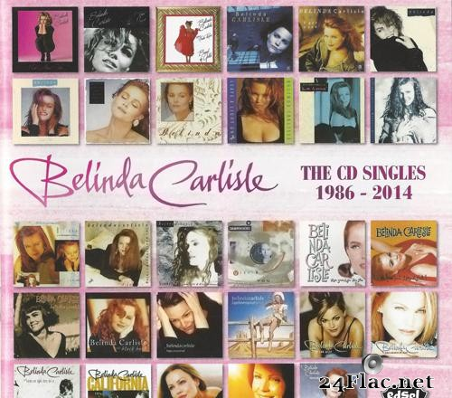 Belinda Carlisle - The CD Singles 1986 - 2014 (Box Set) (2015) [FLAC (tracks + .cue)]
