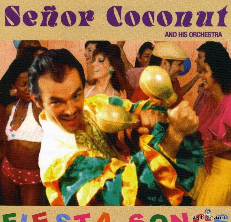 SeГ±or Coconut And His Orchestra - Fiesta Songs (2003) [FLAC (tracks + .cue)]