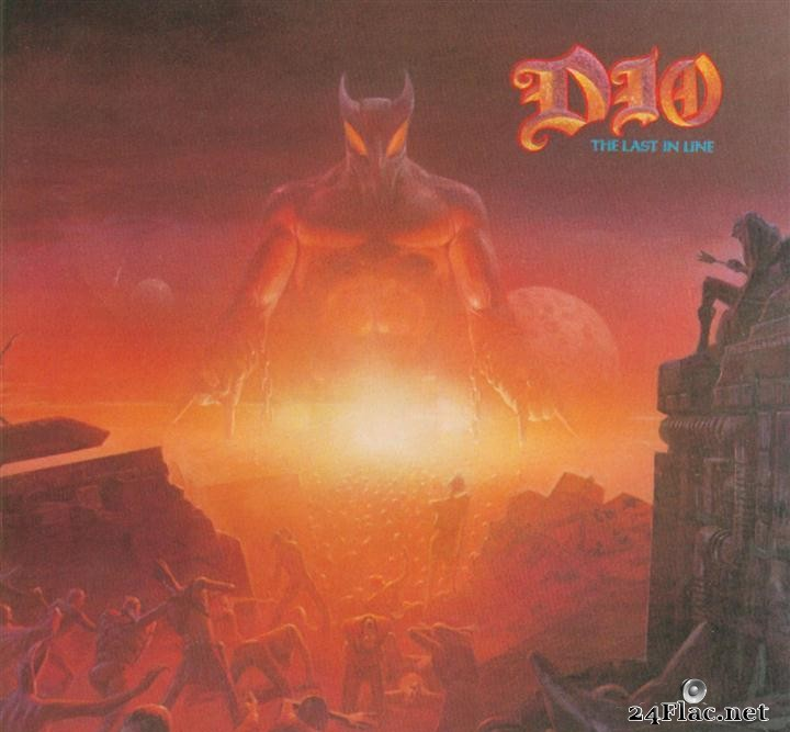 Dio - The Last in Line (1984) [Vinyl] [FLAC (tracks)]