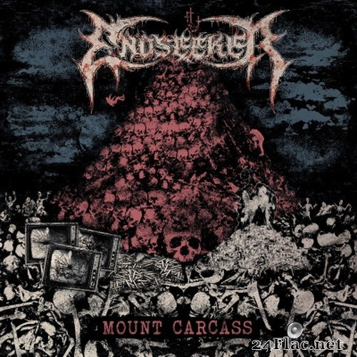 Endseeker - Mount Carcass (2021) Hi-Res
