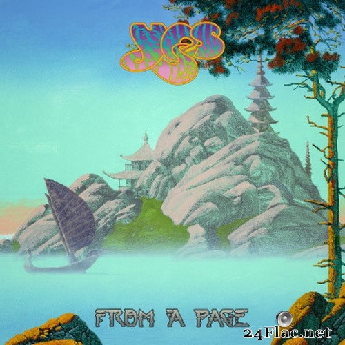 Yes - From A Page (2021) Hi-Res  + FLAC