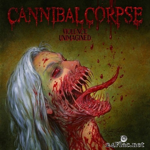 Cannibal Corpse - Violence Unimagined (2021) Hi-Res