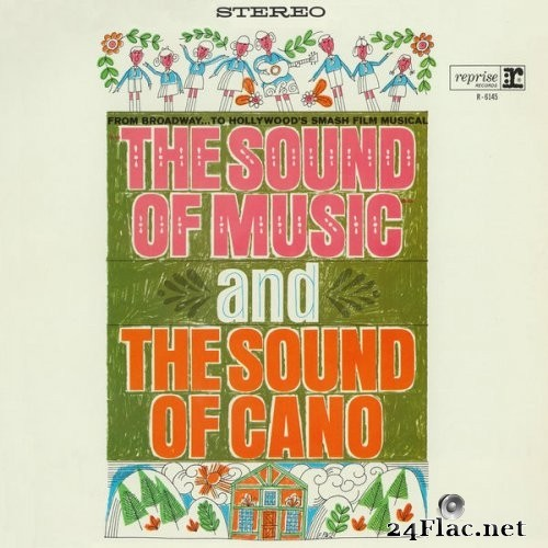 Eddie Cano - The Sound Of Music And The Sound Of Cano (1965/2008) Hi-Res