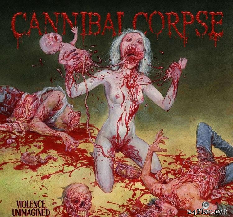 Cannibal Corpse - Violence Unimagined (2021) [FLAC (tracks + .cue)]