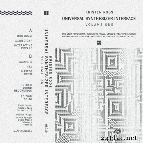 Kristen Roos - Universal Synthesizer Interface Vol I (2021) Hi-Res