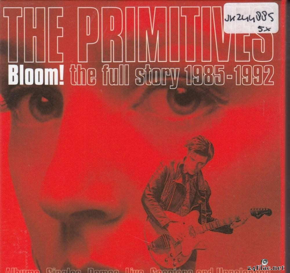 The Primitives - Bloom! The Full Story 1985-1992 (Box Set) (2020) [FLAC (tracks + .cue)]