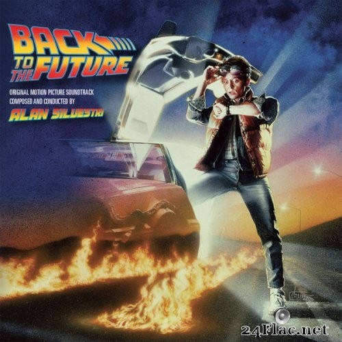 Alan Silvestri - Back To The Future (Original Motion Picture Soundtrack / Expanded Edition) (1985/2015) Hi-Res