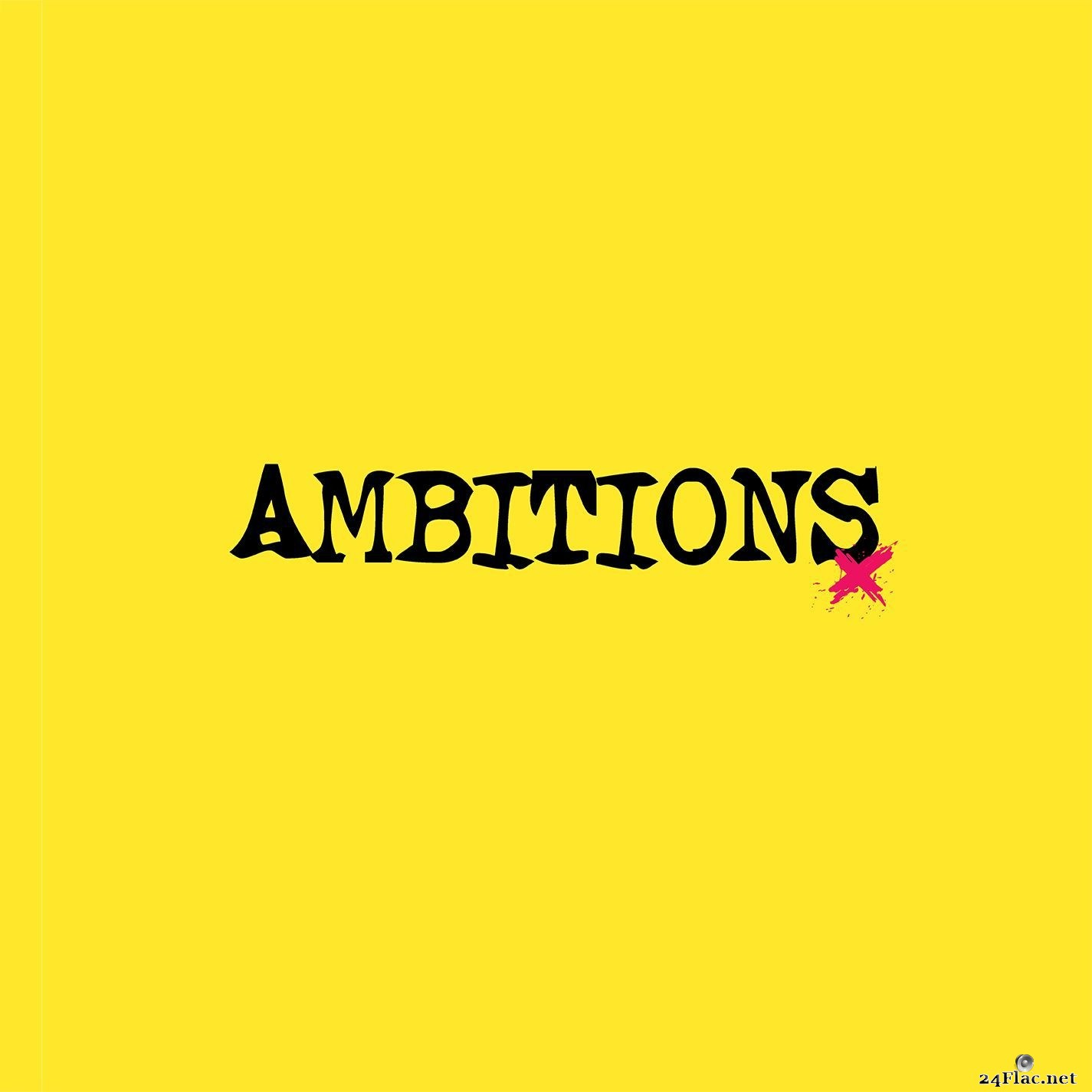 ONE OK ROCK - Ambitions (2017) Hi-Res